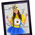 Despicable Me Mix & Match Women's Looks