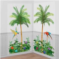 Palm Tree Scene Setters 2ct