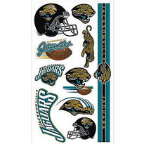 Jacksonville Jaguars Tattoos 10ct