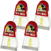 Mickey Mouse Bubbles 4ct