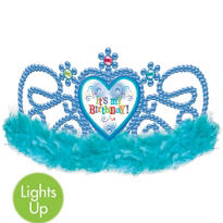Light-Up Birthday Tiara