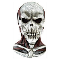 Skull Mask with Chest Piece