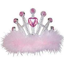 Pink Large Tiara