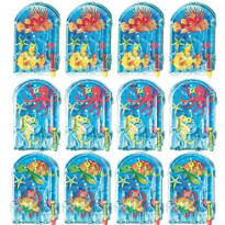 Underwater Friends Pinball Games 12ct<span class=messagesale><br><b>25¢ per piece!</b></br></span>