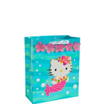 3D Mermaid Hello Kitty Gift Bag