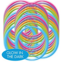 Glow Necklaces 25ct