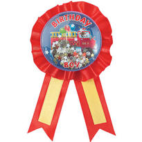 Fire Engine Fun Guest of Honor Ribbon