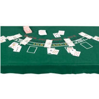 Blackjack Table Cover 6ft