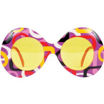 Colorful Mod Sunglasses