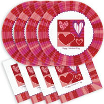 Heartfelt Wishes Valentines Day Combo Pack for 30