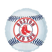 Boston Red Sox Foil Balloon 18in