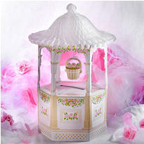 Wedding Wishing Well Card Holder