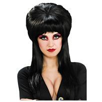 Elvira Wig Deluxe