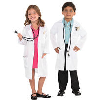 Child Doctor Lab Coat