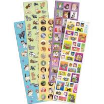 Kitten and Puppies Sticker Value Pack 350ct