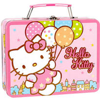 Hello Kitty Metal Box