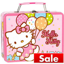 Hello Kitty Tin Box
