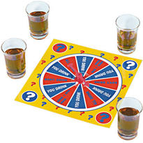 Spinner Drinking Game