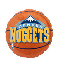 Denver Nuggets Balloon 18in