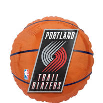 Portland Trailblazers Balloon 18in