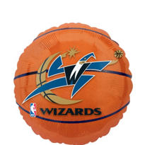 Washington Wizards Balloon 18in