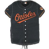 Pull String Baltimore Orioles Pinata