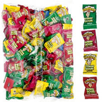 Extreme Sour Warheads Mini Packs 110ct
