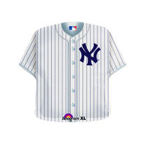 New York Yankees Jersey Balloon 26in