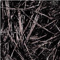 Black Metallic Shreds