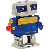 Volt Red Bot Windup Toy