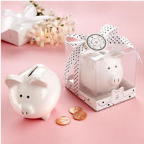 Li'l Saver Favor Mini-Piggy Bank Baby Shower Favor