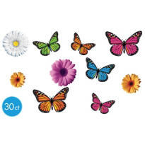 Spring Cutouts 30ct