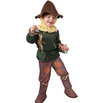 Toddler Boys Scarecrow Costume - Wizard of Oz