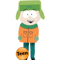 Teen Boys Kyle Costume - South Park