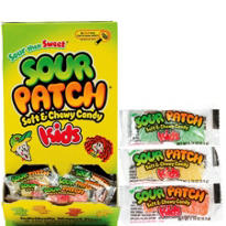 Sour Patch Kids 240pc