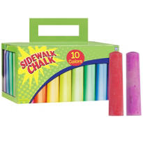Sidwalk Chalk Box 40pc<span class=messagesale><br><b>10¢ per piece!</b></br></span>