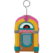 Jukebox Balloon Weight