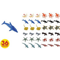 Sea Creatures 36ct
