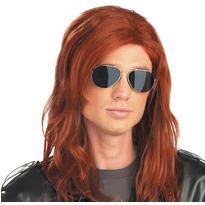 Hollywood Rocker Wig
