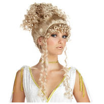 Athenian Greek Goddess Blonde Wig