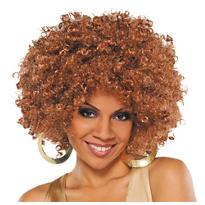 Carmel Runway Afro Wig