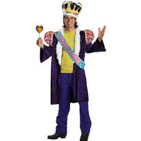 Adult King of Candyland Costume Deluxe
