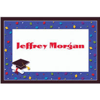 Custom Commencement Celebration Graduation Thank You Notes