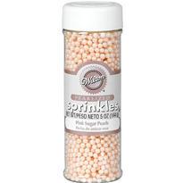 Pearl Pink Sugar Sprinkles 5oz