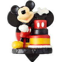 Mickey Mouse Candle 3in