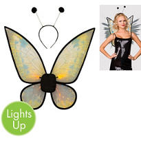 Light-Up Butterfly Accessory Kit