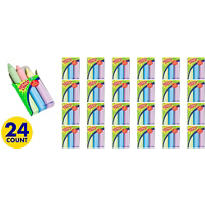 Assorted Sidewalk Chalk 24ct