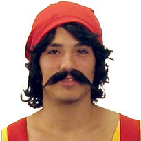 Cheech Costume Kit