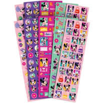Minnie Mouse Stickers Value Pack 10 Sheets
