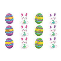 Easter Cutouts 12ct